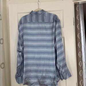 Armani dress silk shirt